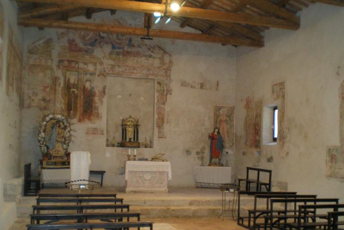 Sefro, culla del francescanesimo