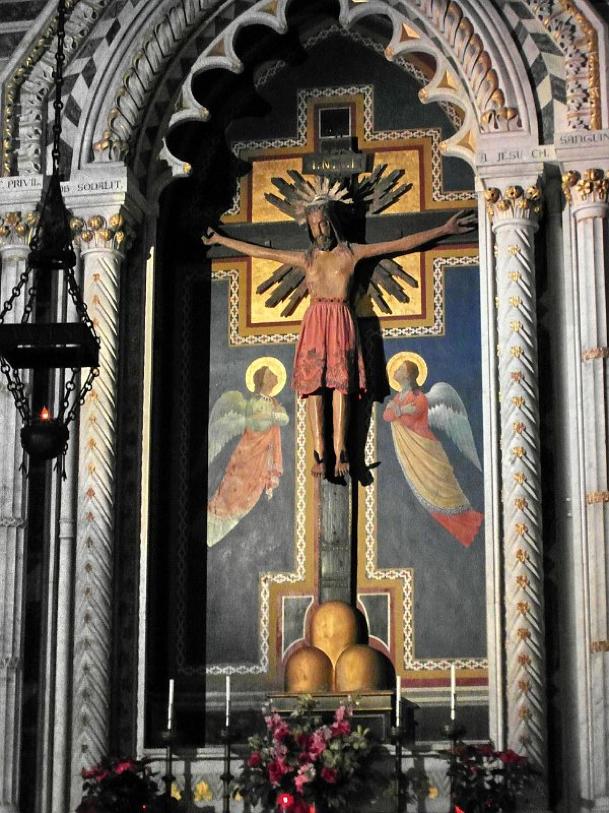 L' Androgino Crocifisso nel Duomo di Osimo