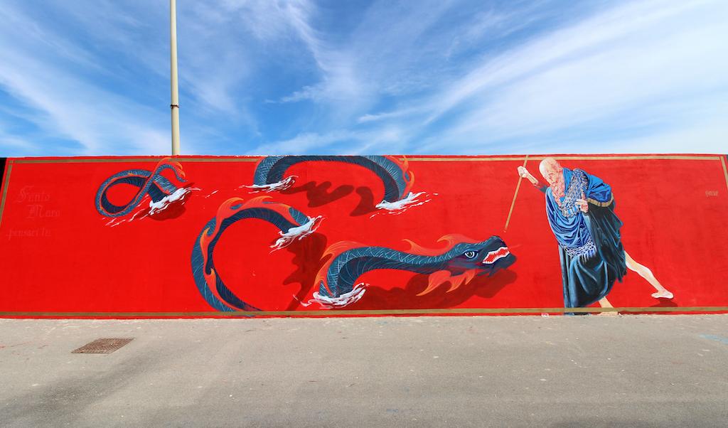 Il porto a colori di Civitanova Marche