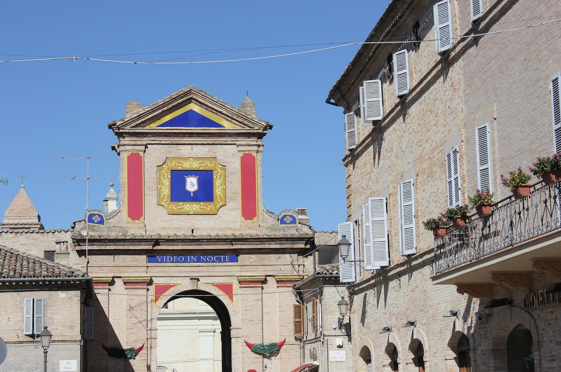 Servigliano, la città dell'utopia