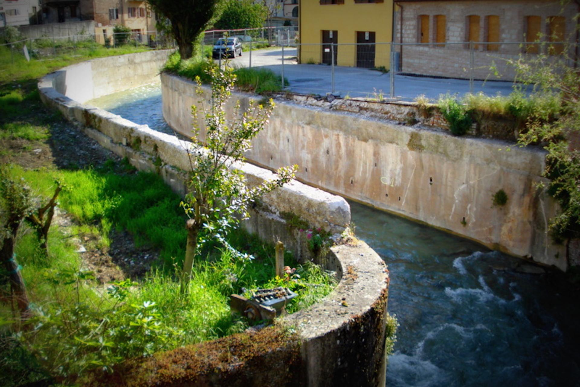 Fabriano, storia di un fiume (in)dimenticato…