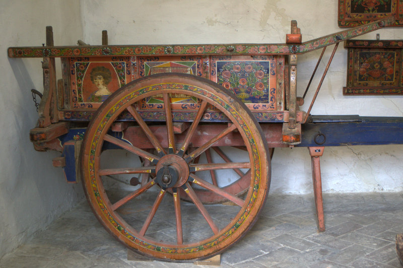 "The ""Biroccio"": the cart of Marche"