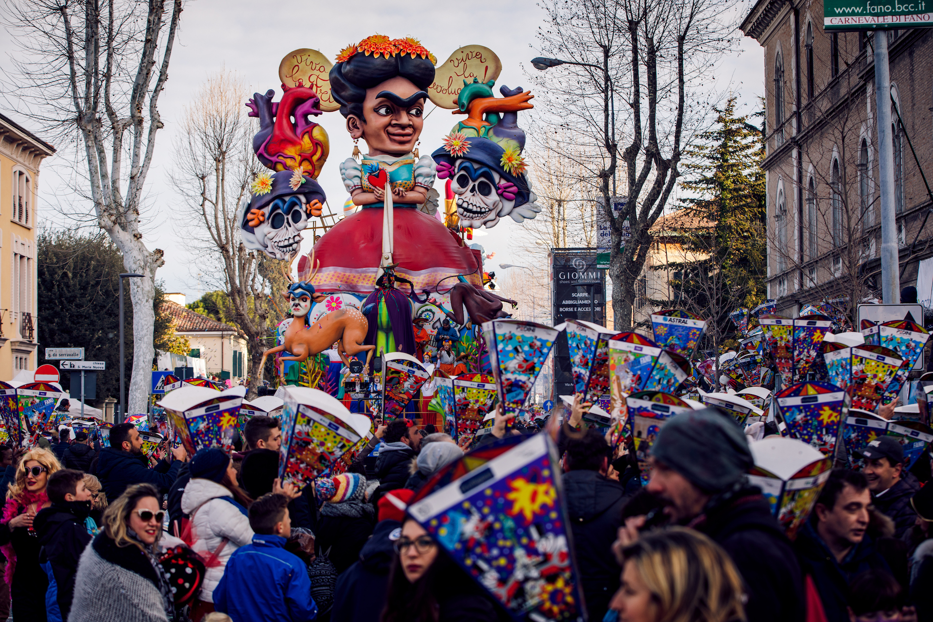 Fano – The most ancient Carnival in Italy.