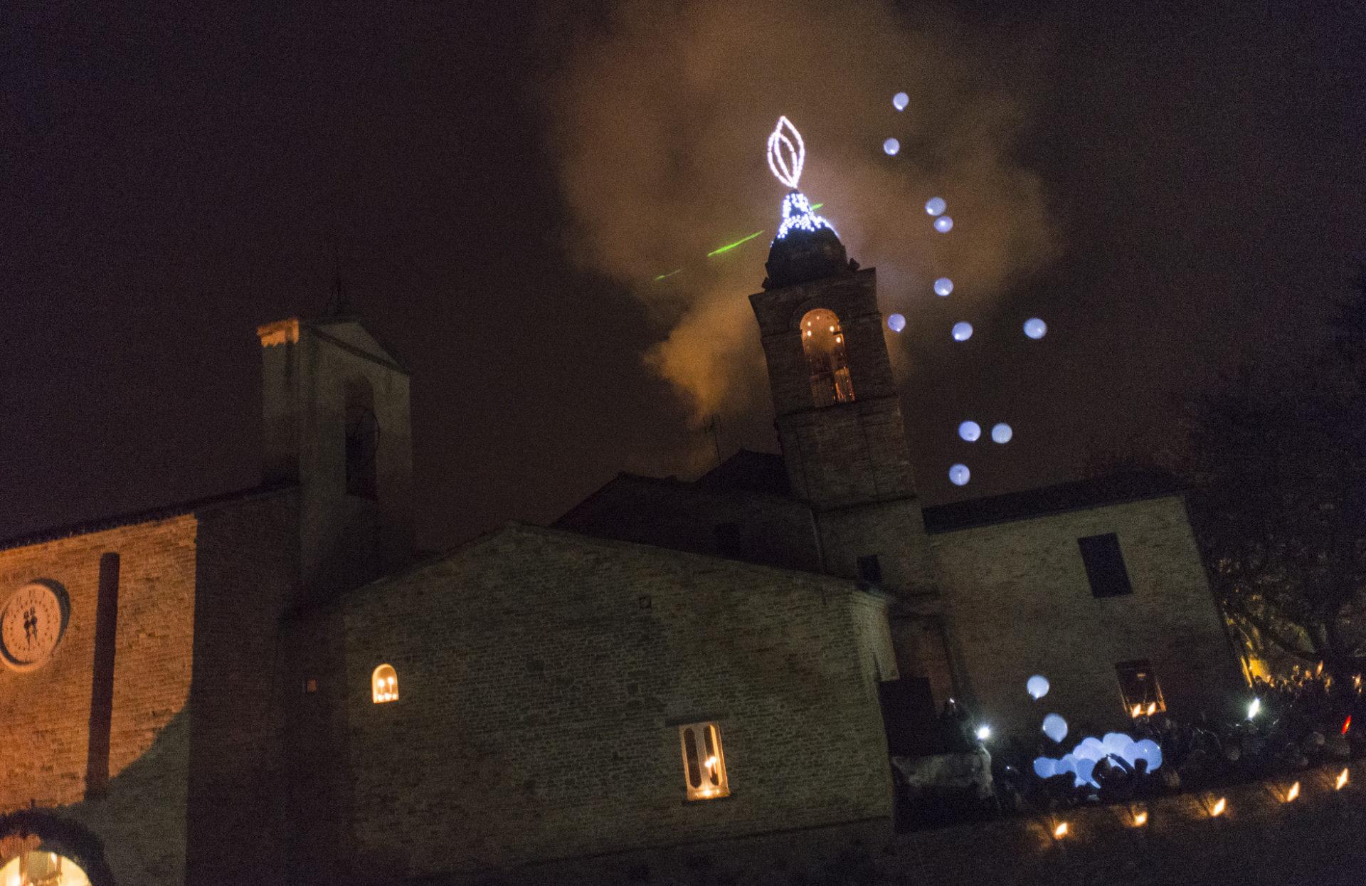 Candles in Candelara