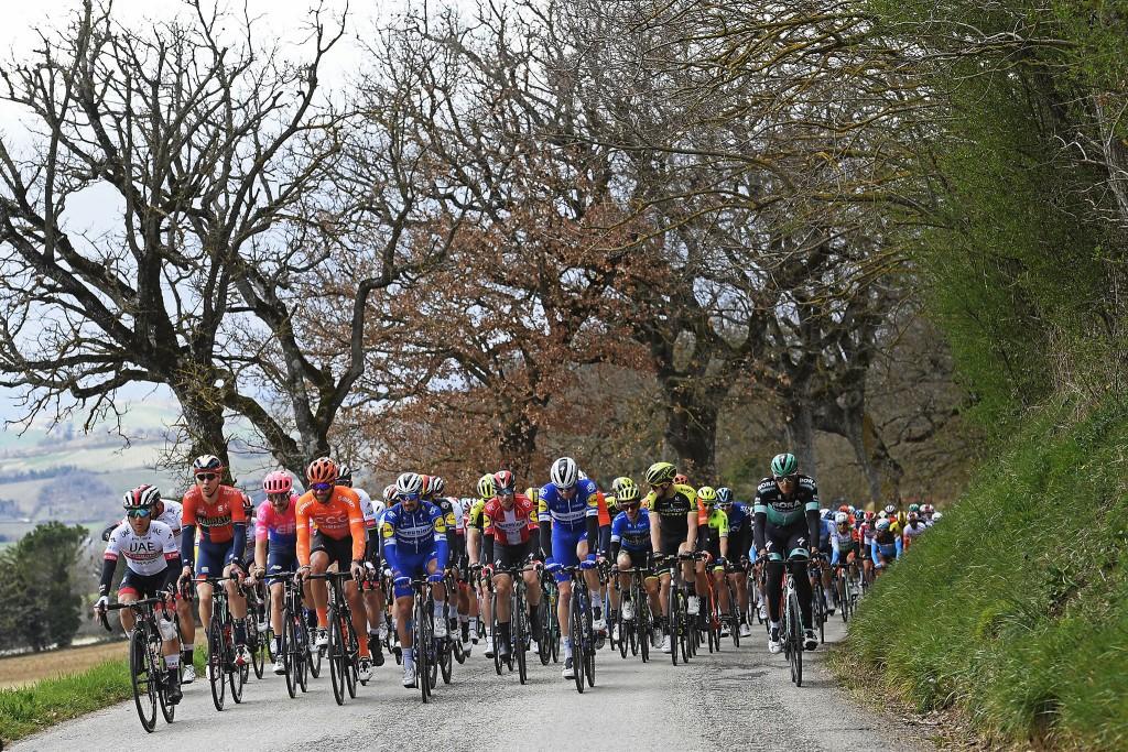 54th Tyrrhenian-Adriatic biking race