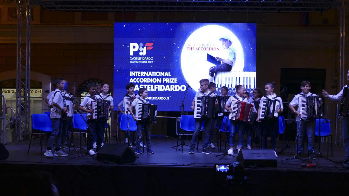 Castelfidardo, the Accordion festival