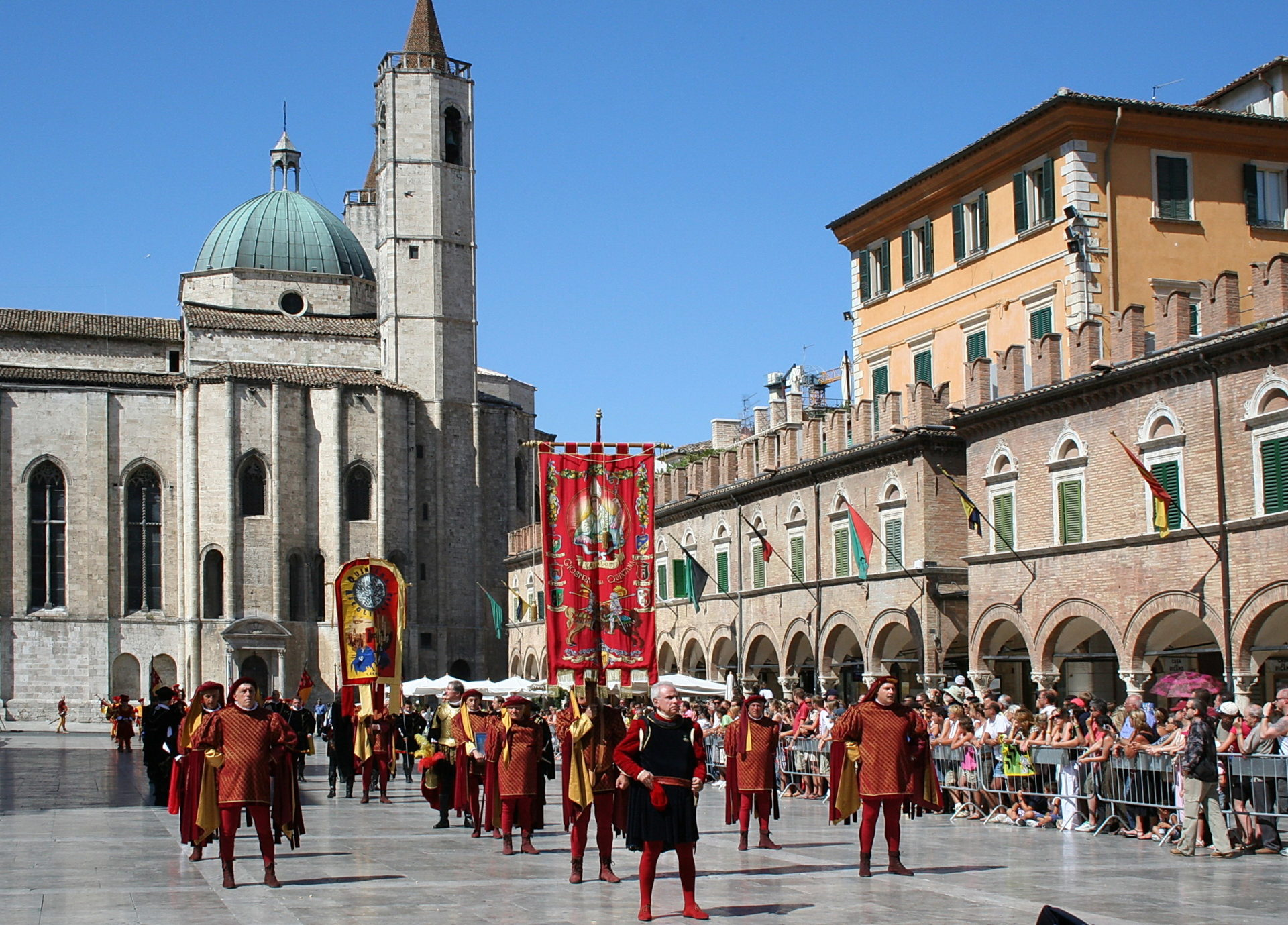 Ascoli Piceno – the Quintain