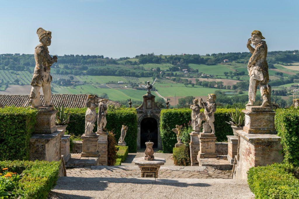 Giardini Villa Buonaccorsi