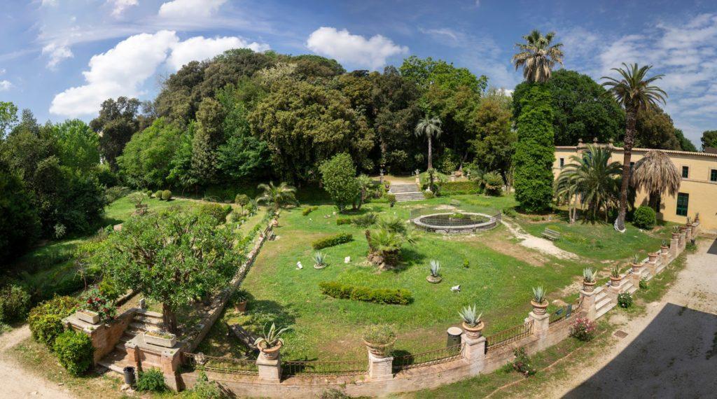 Giardini Villa Baruchello