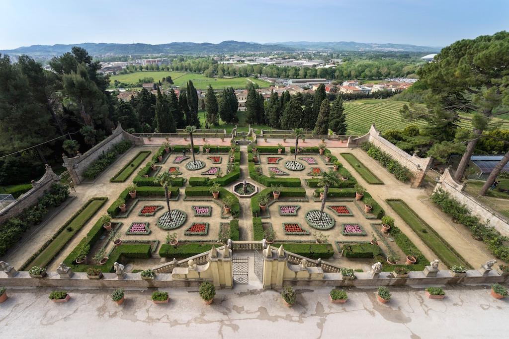 Giardini Villa Caprile