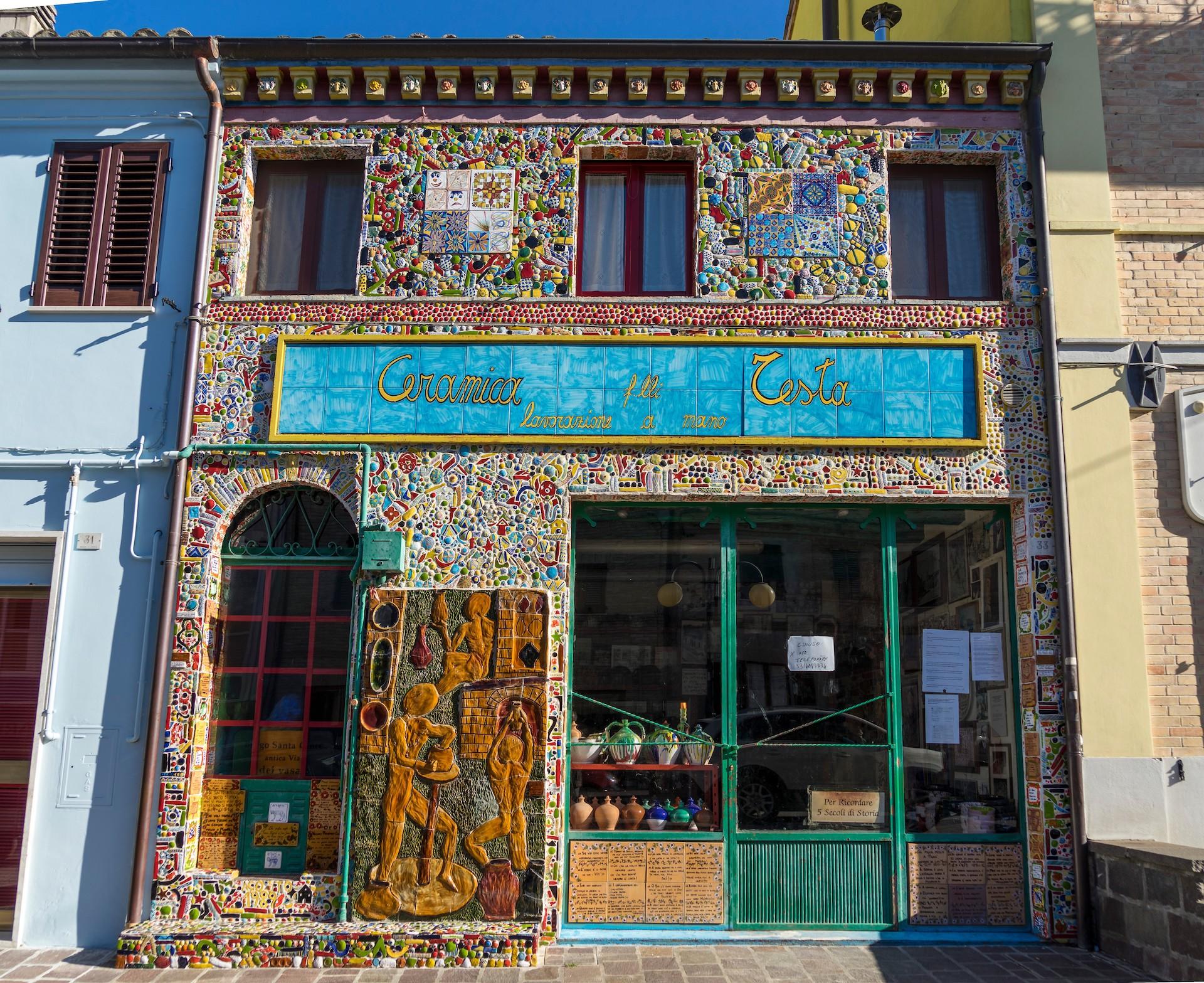 La terracotta di Appignano