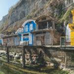"""Grotte e """"grottaroli"""" al Passetto di Ancona"""