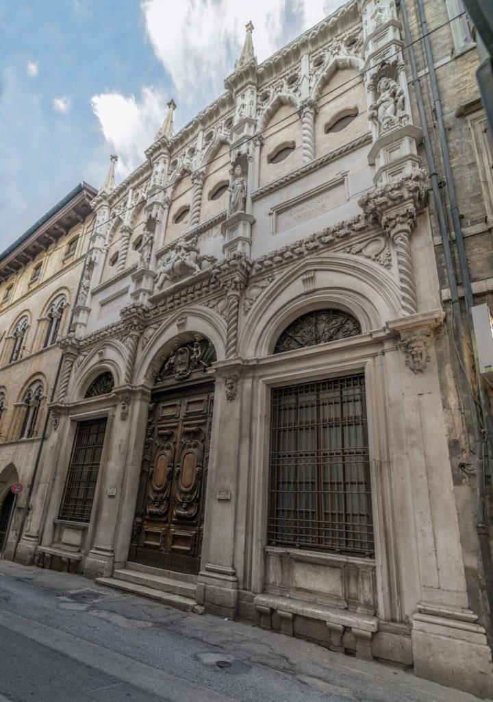 Loggia dei Mercanti Ancona