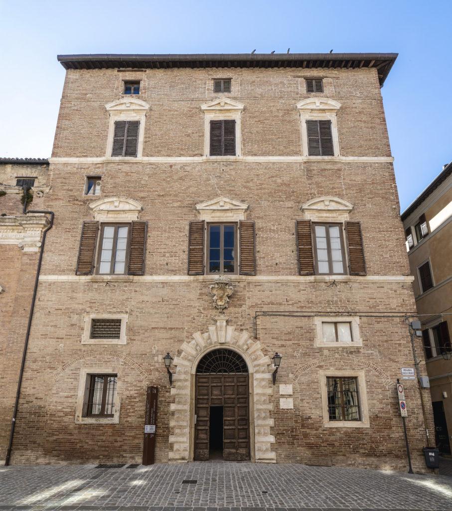 Casa Colocci - © A. Tessadori