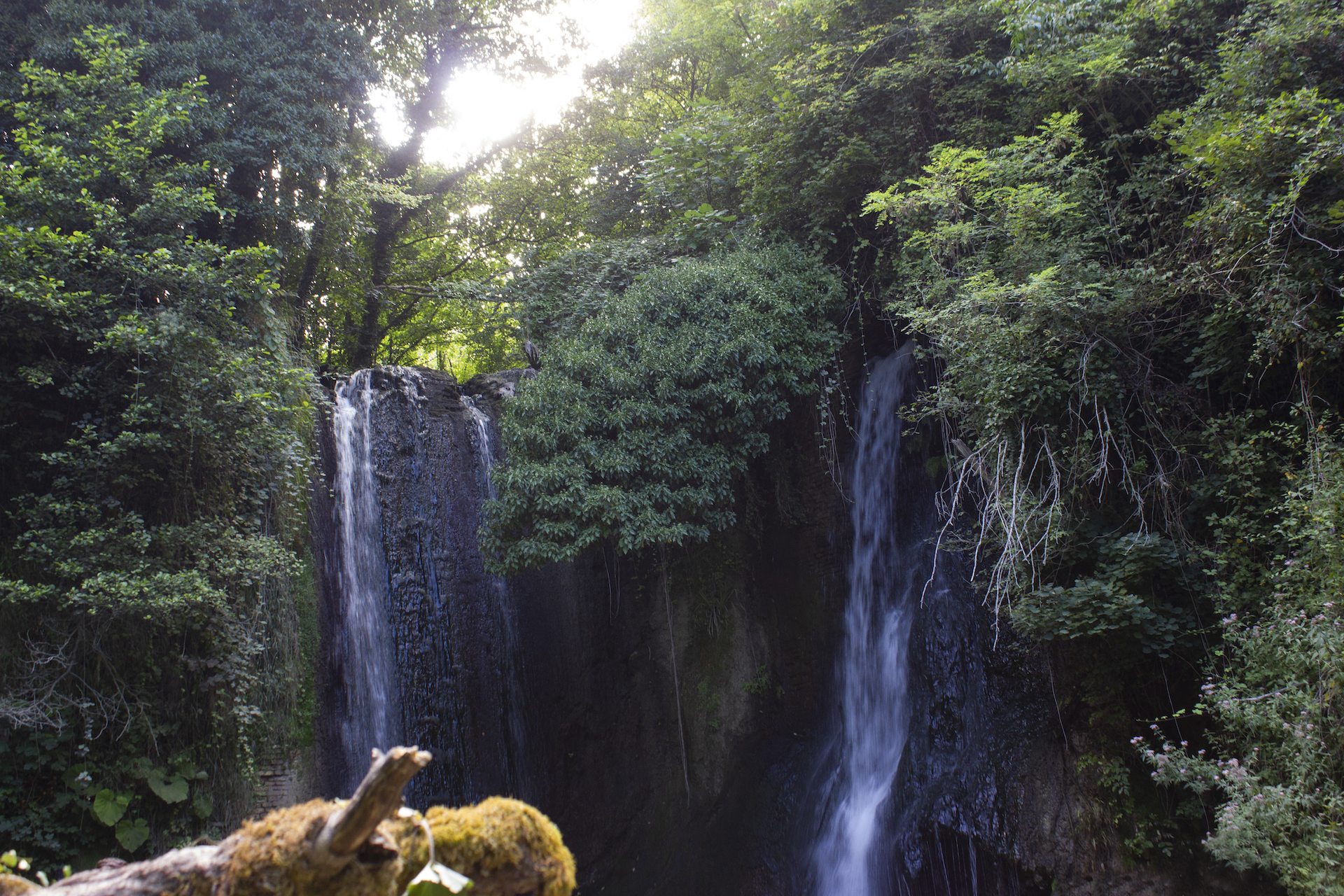 La Via delle Cascate Perdute a Sarnano