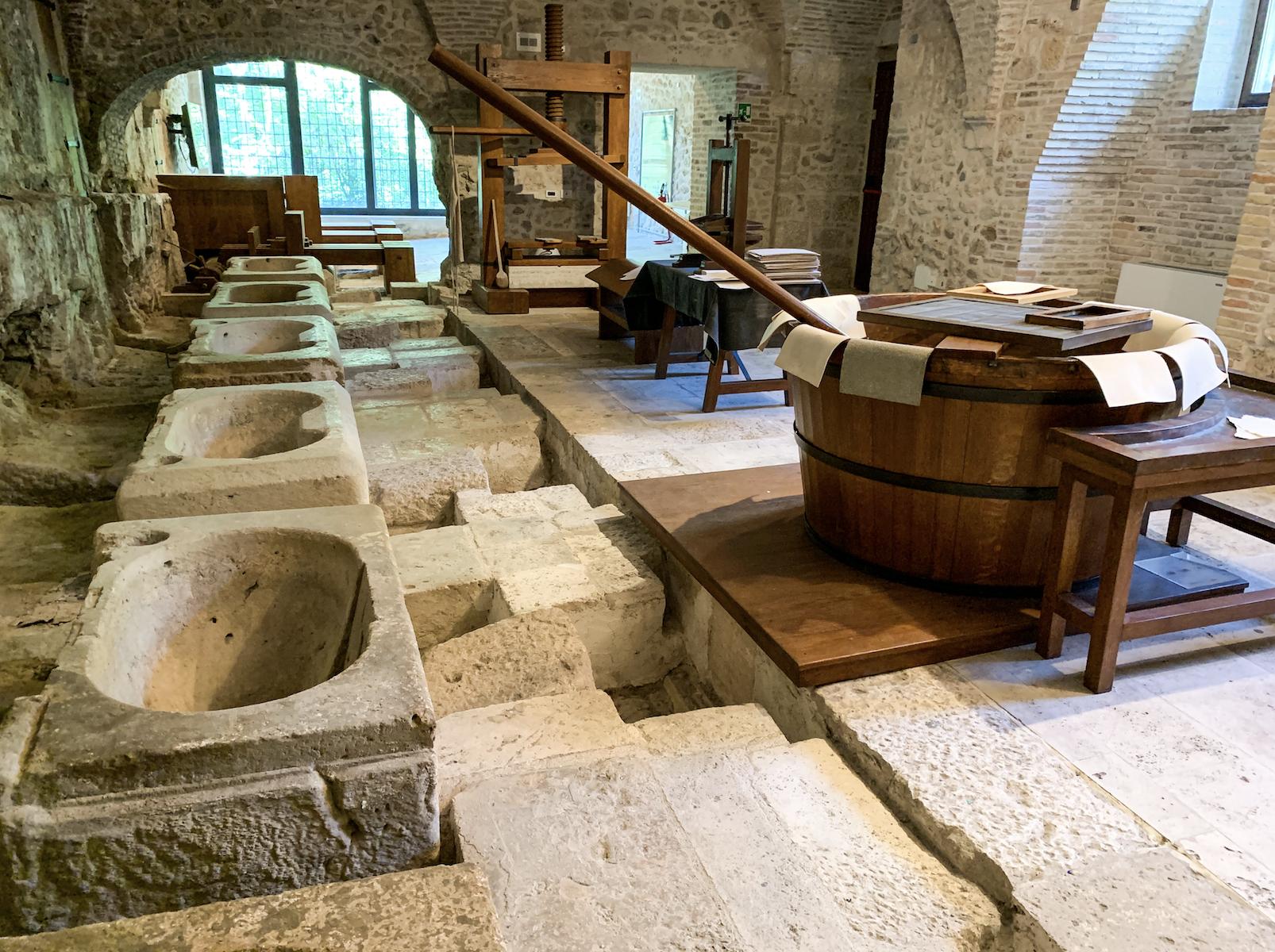 La Cartiera Papale di Ascoli Piceno