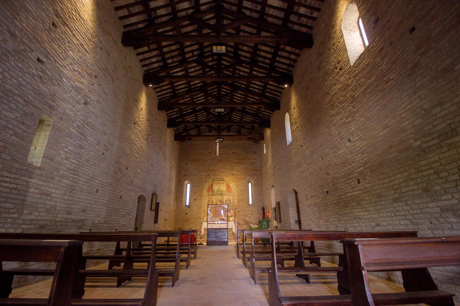 Abbazia Sant'Appolinare Monte Roberto