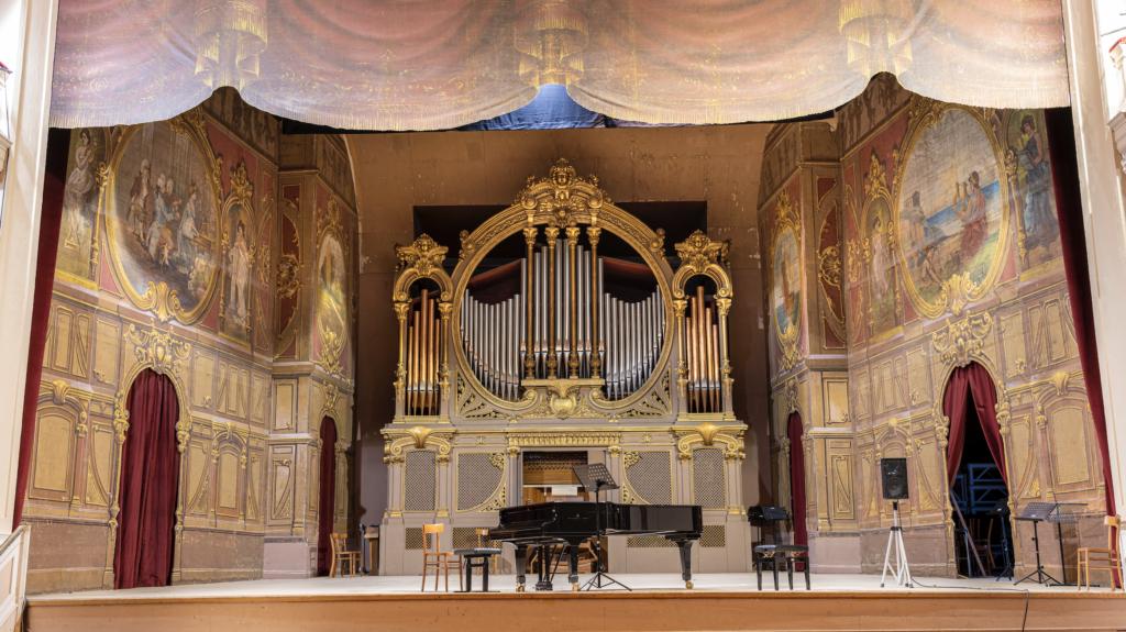 Auditorium Pedrotti_organo