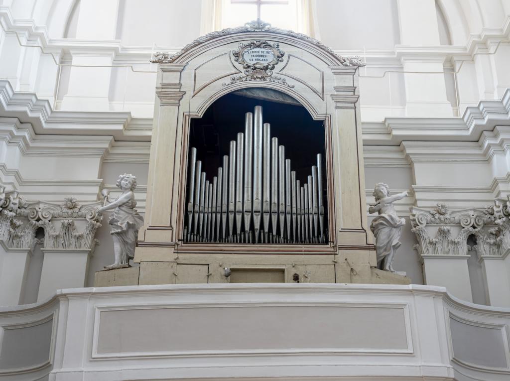 Collegiata San Leonardo_organo