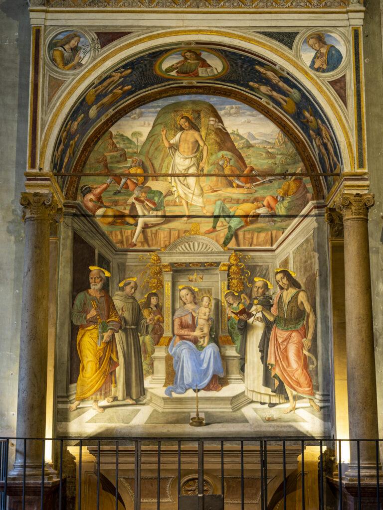 Cappella Tiranni_Cagli