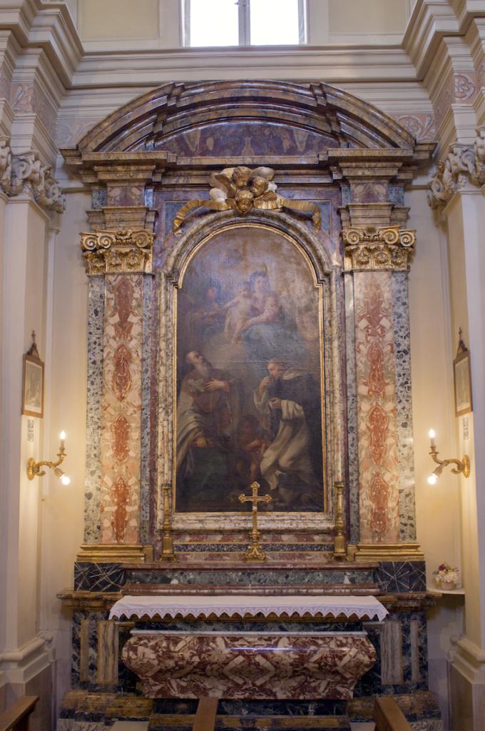 Chiesa di San Silvestro Monte Carotto