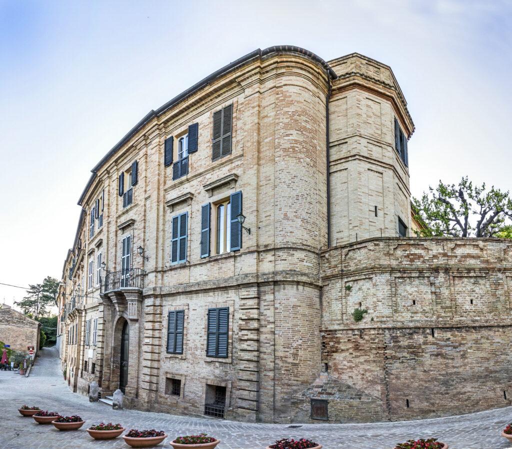 Biblioteca Leopardi _ Recanati