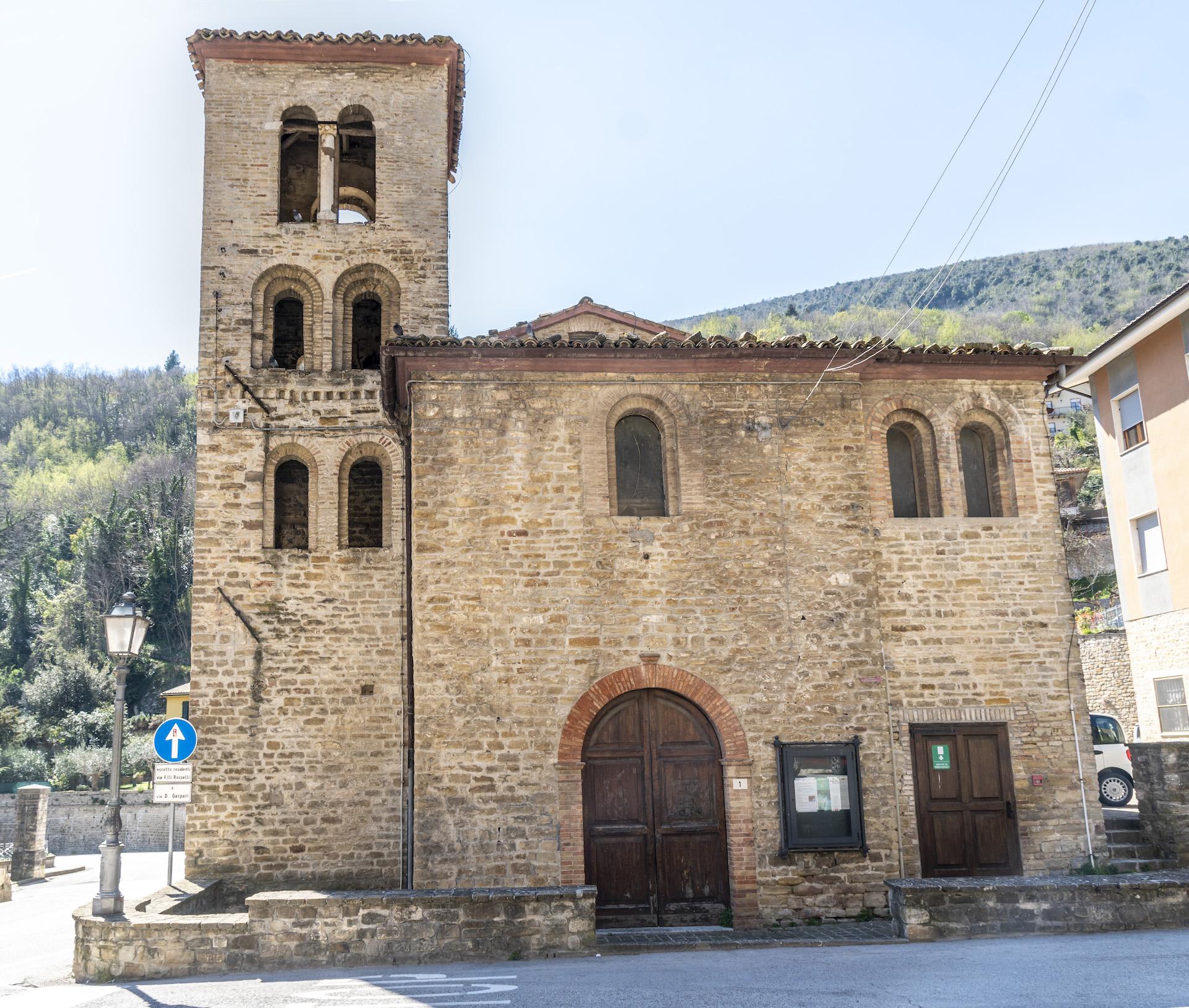 Le sorprese di Serra San Quirico
