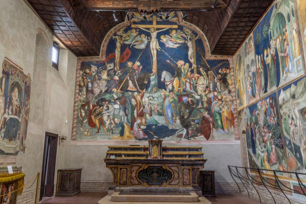 Oratorio San Giovanni Urbino