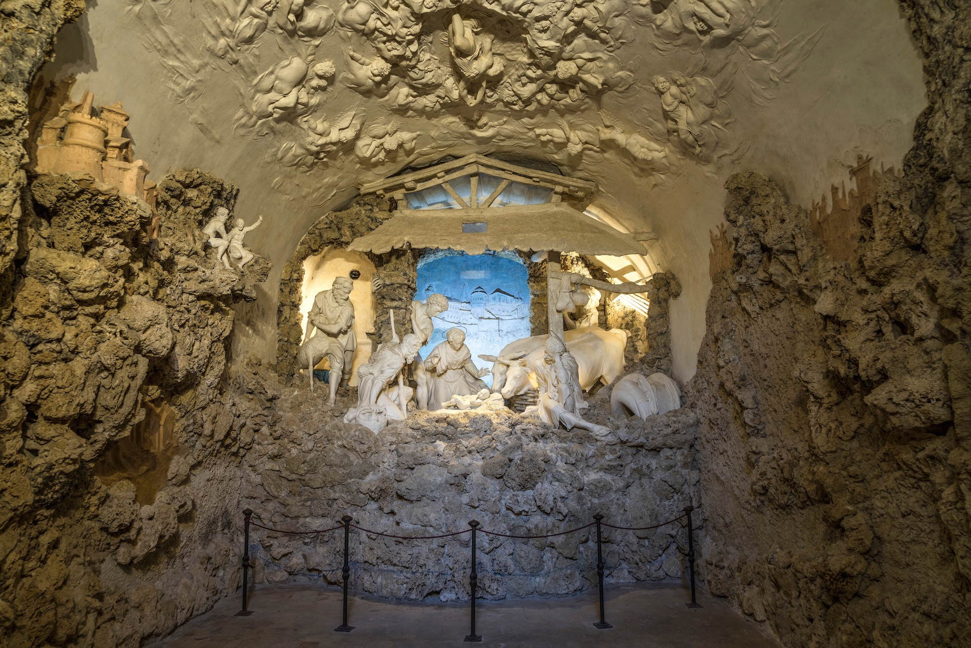 L'arte senza fine di Urbino: i due Oratori