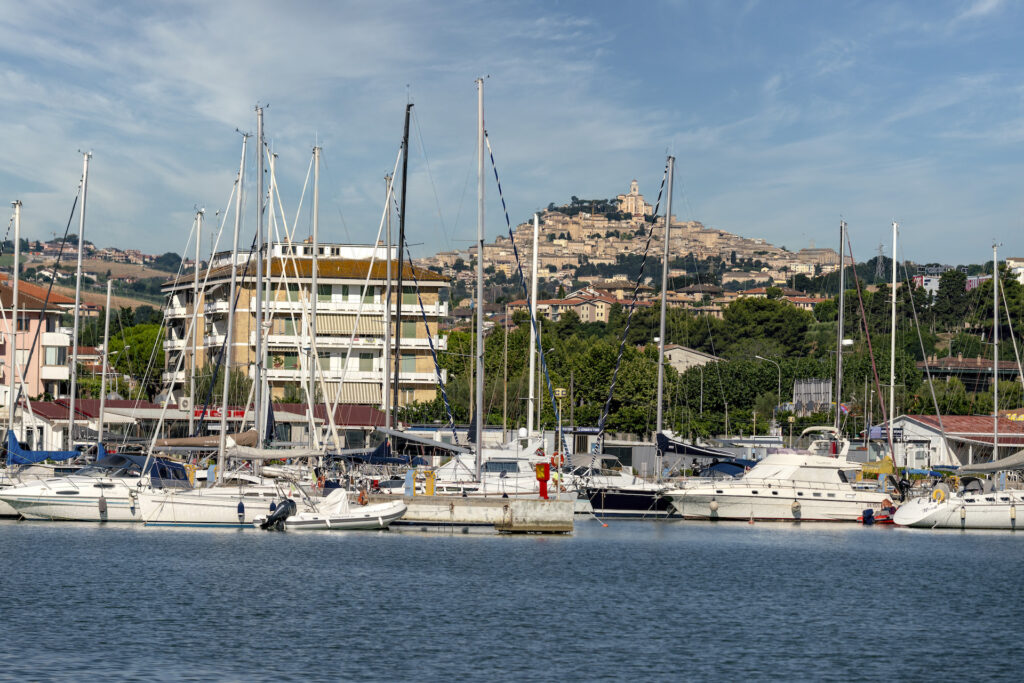 Porto San Giorgio_porto turistico1
