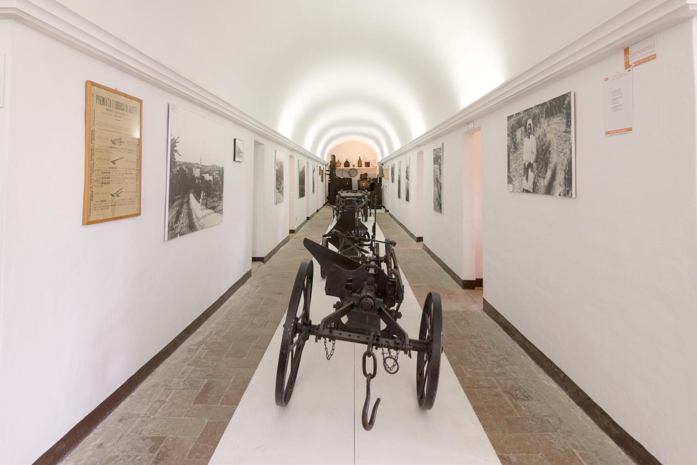 Alla scoperta della mezzadria nel Museo di Senigallia