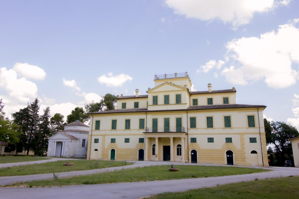 Villa Salvati_Monte Roberto