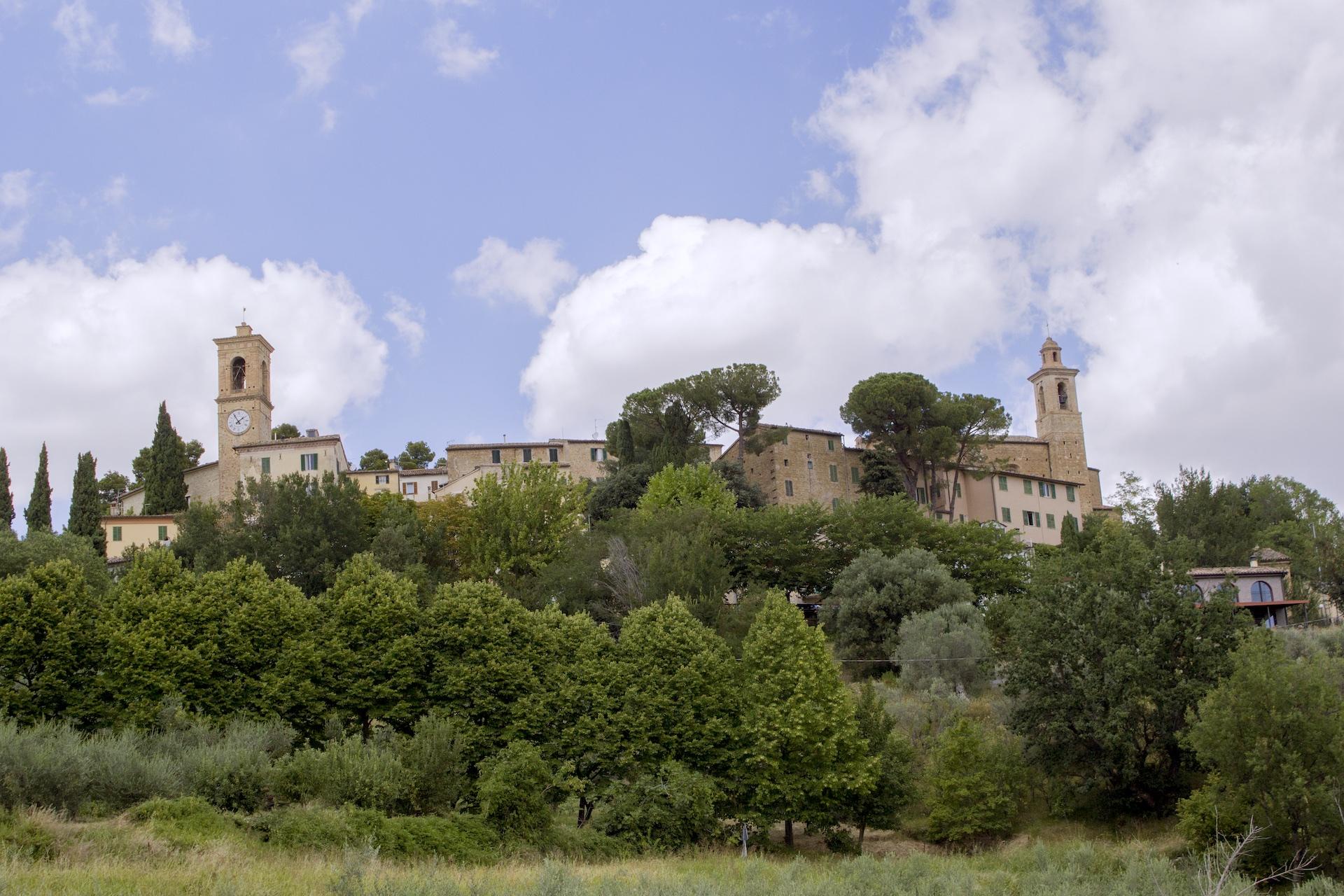 Castelbellino e Monte Roberto
