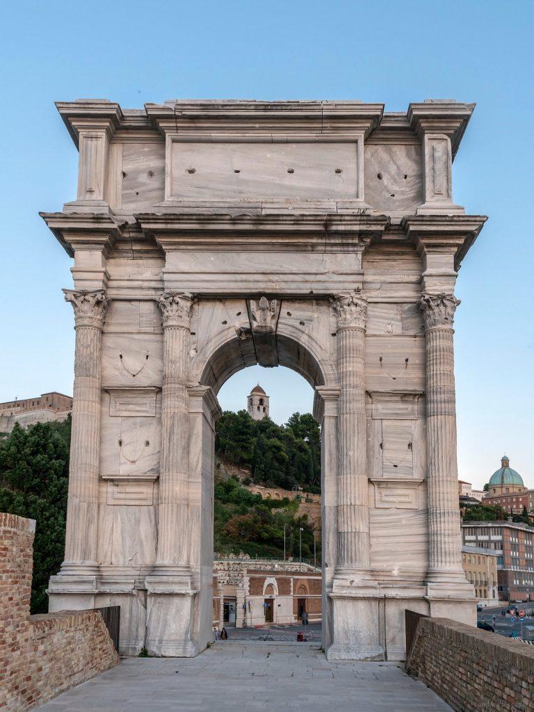Ancona_arco Traiano