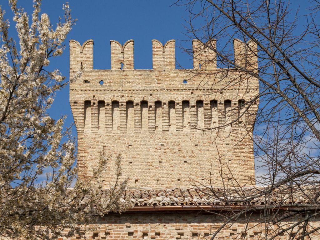 Castello di Monte Varmine